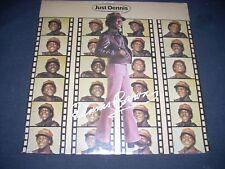 DENNIS BROWN JUST DENNIS LP Trojan TRLS 107 SEALLED REGGAE NM 1975