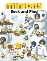 Minions: Seek and Find (Minions Movie) by Centum Books Ltd Book