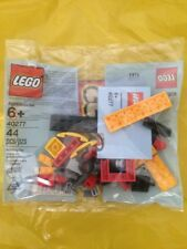 New Unopened Lego Polybag, 40277: Car and petrol pump (gas pump)