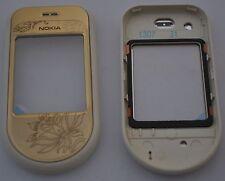 Original Nokia 7370 A-Cover Gold