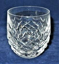 "Waterford Crystal POWERSCOURT Old Fashioned Tumbler or Glass 3 1/2"" Tall"