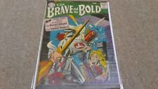 Brave and the Bold #20 Silent Knight Viking Prince 1958 DC Comics Vintage Nice!!