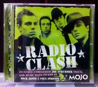 Radio Clash CD Album. Joe Strummer. Mikey Dread. Mojo Compilation 2004.