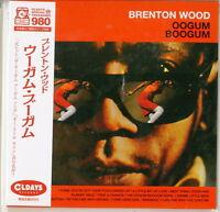 BRENTON WOOD-OOGUM BOOGUM-JAPAN MINI LP CD BONUS TRACK B57