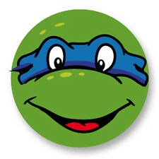 Magnet Aimant Frigo Ø38mm Tortues Ninja Teenage Mutant Turtles TMNT Leonardo