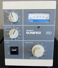 Branson 250 Sonifier 100 132 135 1 Year Warranty