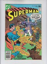 Superman #318 VF+ 8.5
