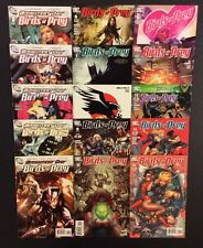 BIRDS OF PREY #1 - 15 Comic Books FULL Oracle BLACK CANARY Huntress Gail Simone