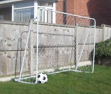 7FT x 5FT Football Soccer Goal Net Sport Training Match Home Garden Outdoor NEW