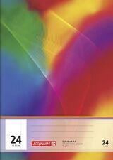 BRUNNEN 10-44924 02 Schulheft A4 16Blatt 1 Stück Heft Lin. 24