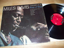 RARE Miles Davis CL 1355 Kind Of Blue MONO Misprint JOHN COLTRANE BILL EVANS VG
