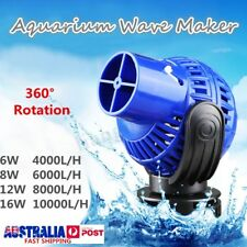 4000L/H-10000L/H Aquarium Fish Tank 360° Wave Maker Water Pump Supply 6/8/12/16W