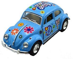 1 X DIECAST 1967 CLASSIC VW 13CM beetle buggy Volkswagen car model gift replica