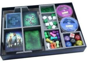Folded Space Board Game Accessory Insert for Pandemic SW