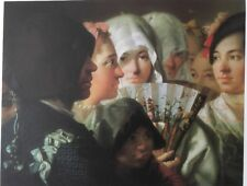 Lorenzo Tiepolo,Offset Lithograph Print 1974,Spain,Numbered,Tipos Populares,Rare