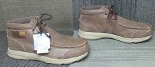New Mens Ariat Spitfire Patriot Leather Ankle Boots sz 9.5 D