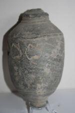 RARE ANCIENT BYZANTINE CERAMIC WAR GRENAD 'GREEK FIRE' 10th C. AD.