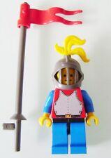 Lego®  RITTER Figur 191 mit Zubehör - für  z.B. 6085