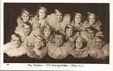 More details for llandudno. reg maddox's 1933 evening follies # 929. pierrots.