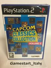 CAPCOM CLASSIC COLLECTION VOLUME 2 - SONY PS2 - NUOVO SIGILLATO NEW SEALED PAL