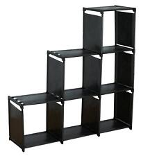 Shelf Bookcase Bookshelf Office Storage Furniture Shelves Display 3 Tier Storage