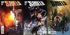Shield #4-6 Volume 2 (2010-2011) Marvel Comics - 3 Comics