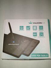 Huion H420 Pro Digital Drawing Pad Graphics Writing Pen Tablet Board Mat NotePad