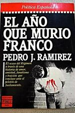 El ao que muri© Franco