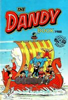 DANDY Books/ Annuals. 1953 to 1990. (+ 1939 .) On DVD disc with viewing software