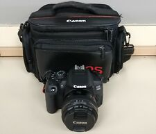 Canon EOS Rebel T5i Digital SLR Camera 18.0MP W/ EF 50mm 1:1.4 Ultrasonic Lens