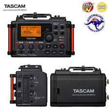 Tascam DR-60D Mk II 4-Channel Recorder for DSLR (24-bit/96 kHz) *Brand New*
