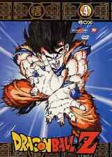 Dragon Ball Z Box 04 (Eps 61-80) (4 Dvd) YAMATO VIDEO NUOVO SIGILLATO