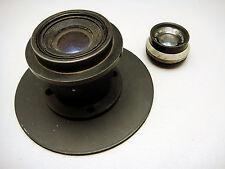 Vintage Enlaging Lenses Itek Ilex 3 Inch & Wollensak Velostigmat