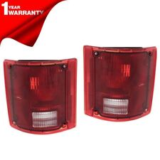 NEW RIGHT & LEFT TAIL LIGHT GM2807102 GM2806102 FITS 1973-1991 CHEVROLET BLAZER
