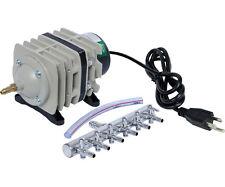 Active Aqua Commercial Air Pump 45L Liter Per Minute 6 Outlets AAPA45L BAY HYDRO
