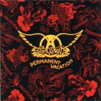 Permanent Vacation By Aerosmith On Audio CD Album 1990 Very Good