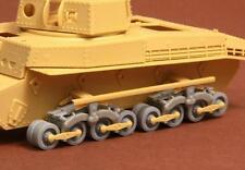 Los modelos de S.b.s, 1/35, 35030, 40 M Turan/Zrinyi suspensión + roadwheel Conjunto