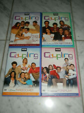 Coupling - The COMPLETE Seasons 1-4 (DVD, 2005, 7-Discs, BBC) Collection
