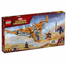 LEGO ® Marvel Super Heroes 76107-Thanos: l'ultime combat - 674 pièces NEUF