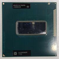 Genuine Intel CPU MicroProcessor Core i7-3610QM Quad Core 2.3 GHz SR0MN