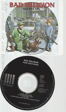 CD--BAD RELIGION -- --- PUNK ROCK SONG