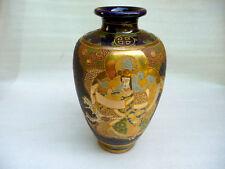 Vase antique, Japonais période MEIJI SATSUMA   – Japanese Meiji period Ceramic