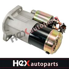 New Starter for Nissan D21 Frontier Pickup Xterra 2.4L 17685