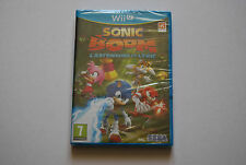 SONIC BOOM L'ASCENSION DE LYRIC - WII U