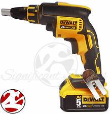 New DeWALT DCF620 20V Max XR Li-Ion Brushless Drywall Screwgun Screwdriver Drill
