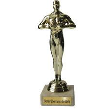 Siegerfigur Victory inkl. Gravur Bester Ehemann der Welt (Geschenk,Pokal, Oscar)