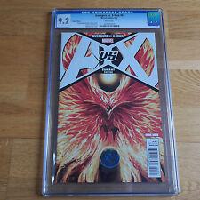 Avengers vs. X-Men #0  Stephanie Hans Variant Cover  CGC 9.2