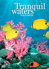 Tranquil Waters - Relax And Unwind [DVD], New, DVD, FREE & FAST Delivery