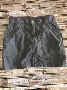 Athleta Women's Athletic Skort Skirt Gray Size 8