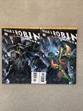 DC All Star Batman & Robin Issue #1 Cover A & B